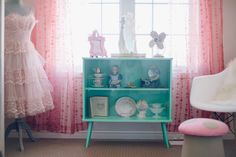 Fawn Over Baby: Ellia's Lovely Little Nursery By Natalie Spencer Photography. This look can work for a little girls room as well. So pretty!