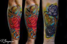 Rotary Roses :)