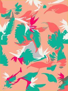 manteles por encargo de 2 x 1,50 by jimena palacios, via Behance