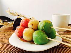 Dango-Dumplings