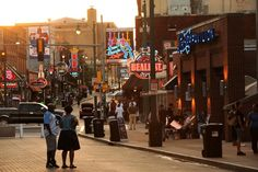Beale Street in Memphis named Best Iconic American Street