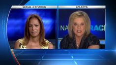 Carmen Harlan talks to Nancy Grace about interview with Charlie's father | News  - Home