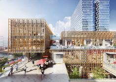 Gallery of Benoy Unveils Design for Gala Avenue Westside in Shanghai's Harbour City - 1