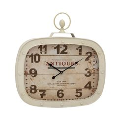 Unique Style Unique Styled Attractive Metal Wall Clock Home Decor 92218 |lamp | lighting, furniture | accents, home decor | accessories, wall decor, patio | garden, Rugs, seasonal decor,garden decor,home decor & accessories