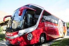 Novo ônibus do Campeão de Tudo, janeiro 2012 (foto: Alexandre Lops)