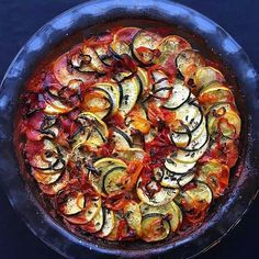 Vegan Food Lovers Features Ratatouille By @LemonVinaigrette www ...