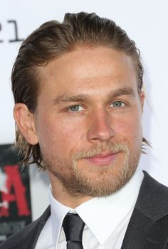 Charlie Hunnam...Sons of Anarchy