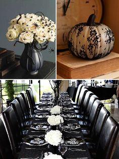 a3380bc620c9ac1d380aca2bb19a765e halloween wedding decorations halloween themed weddingsjpg - Elegant Halloween
