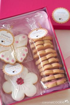 Beautifully Gifted Cookies!!!