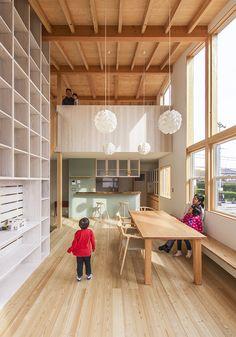 レンハウス / MTKarchitects. photo Yuko Tada