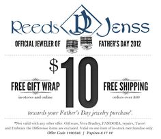 $10 to Celebrate Dads!