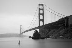 Golden Gate Bridge from Fort Baker - Sausolito, California by Gene Dailey, 2012