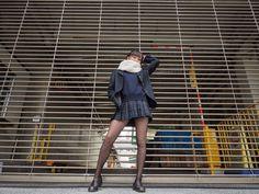 """本澤 楓 Honzawa Kaede on Instagram: """"🚧dangerous🚧 今日の撮影会shot📸✨ 足フェチの人へ🦵🏽 #photo #photography #portrait #cool #dangerous #portraitphotography #jk #fff #ポートレート #写真 #写真好きな人と繋がりたい…"""""""