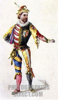 1800s italian jester fashion - Google Search