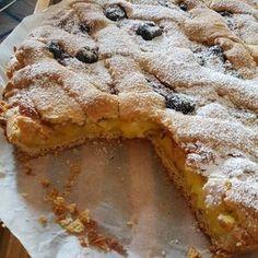 Ricetta Crostata amalfitana - La Ricetta di GialloZafferano