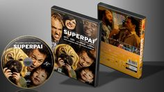 Superpai - Capa - Capa | VITRINE - Galeria De Capas - Designer Covers Custom | Capas & Labels Customizados