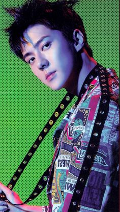 Sehun - 170906 'The War: The Power of Music' album contents photo Credit: Baekhyun Chanyeol, Exo Kokobop, Kpop Exo, Exo Kai, Park Chanyeol, Luhan And Kris, Exo Album, Ko Ko Bop, The Power Of Music
