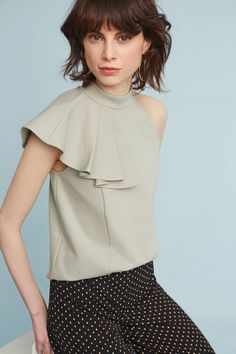 Shop the Ruffled Nobility Top and more Anthropologie at Anthropologie today. Read customer reviews, discover product details and more.