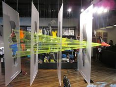 nike clothing display - Google Search