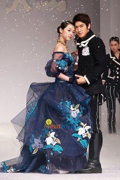 Andre Kim.  Love all his works.  Models: Choi Siwon, Choi Jinri (Sulli)