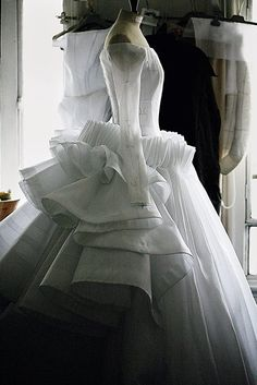 Dior Couture - Exhibition in Moscow