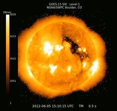 The Transit of Venus across the sun - The animation viewer.