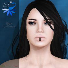 ZcZ Skylar Lip Piercing Group Gift   Flickr - Photo Sharing!