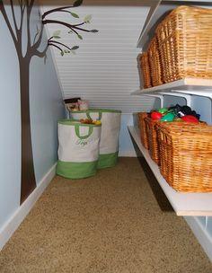 Home by Heidi: { Playroom Update}