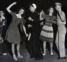 Jitterbug, Central Park, 1942. For the love of all things good, someone please teach me the jitterbug. And take me to the forties.