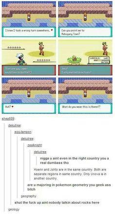 Pokemon, tumblr funny