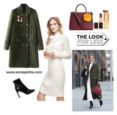 Get the Look ! by soniaaicha on Polyvore featuring polyvore, fashion, style, Ann Taylor, WithChic, rag & bone, H&M, Tom Ford, Givenchy and clothing