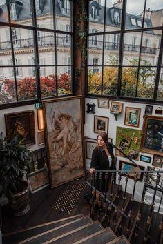 15 Parisian Shots You Can't Miss: Pink Mamma Paris Dana Berez Future House, My House, Royal House, Infinity Pools, Paris Saint, Spots, Paris Travel, Travel City, Beach Travel
