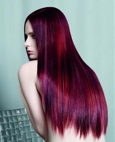 Red Glory Hair Color Ideas | Hairstyley