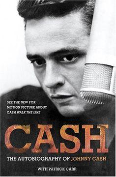 "Johnny Cash. ""Cash."""