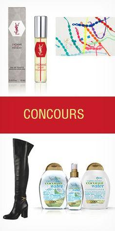 Gagnez le prix beauté d'une valeur de 745$. Fin le 17 septembre.  http://rienquedugratuit.ca/concours/prix-beaute-dune-valeur-de-745/