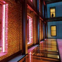 21C Museum Hotel, Louisville, Kentucky #honeymoon
