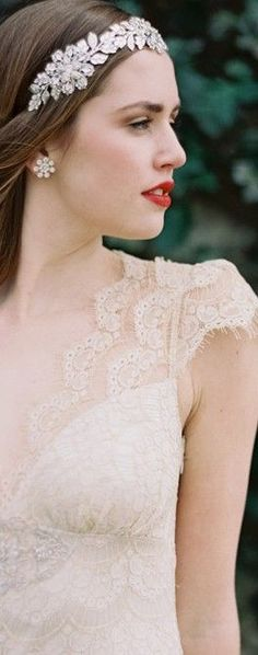 lace dress and was accessories LBV