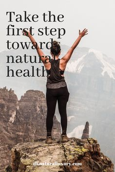 When you're ready to learn the difference, live the difference and feel the difference, we're here to help you! Kick toxins to the curb and learn how you can take that first step toward natural health.