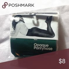 AMERICAN APPAREL Opaque Pantyhose Color is 'Emerald.' Check out my closet, I have other colors, bundle and save 🙂 American Apparel Accessories Hosiery & Socks