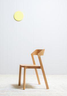 Merano Chair is a minimalist design created by Austriad designer Alexander Gufler for TON.