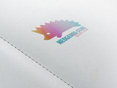 Hedgehog Studio Logo Template by eSSeGraphic on Creative Market