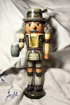 German Nutcracker by roflute, via Flickr