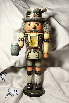 German Nutcracker by roflute, via Flickr