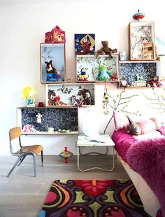 *bellaMUMMA {life is beauty-full}: home inspiration: CUTE KIDS ROOM IDEAS