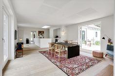 Tilbygning og renovering af 50'er-villa
