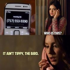 Tippi the Bird