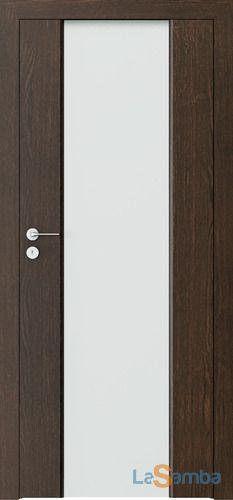 Interiérové dveře PORTA NATURA SPACE H.1 - sklo matné | LaSamba.cz Mirror, Furniture, Home Decor, Porto, Decoration Home, Room Decor, Mirrors, Home Furnishings, Home Interior Design