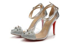 Christian Louboutin - would you wear these #fashion #shoes #Louboutin ...any time of the day or night..just click the picture to pick one!!!
