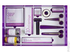 Medical kit packaging