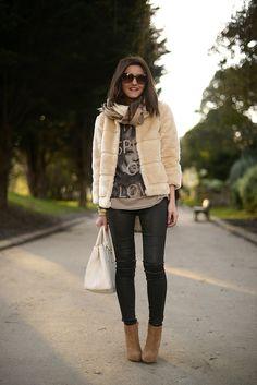 Lovely Pepa: Soft Sunday. LOOOOVE this outfit! :D Esta chica es una capa! nunca me deja de sorprender! :)